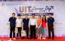 """""""UIT CAREER DAY 2019"""" - Nơi gặp gỡ, kết nối nhà tuyển dụng với sinh viên"""