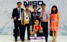 Đội tuyển của Trường đại học Công nghệ thông tin (UIT) giành tấm vé DUY NHẤT đại diện Đông Nam Á so tài An ninh mạng tại sân chơi châu lục