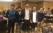 """Đại học Công nghệ thông tin ĐHQG-HCM xuất sắc về Nhì tại cuộc thi """"Sinh viên với An toàn thông tin ASEAN 2019"""