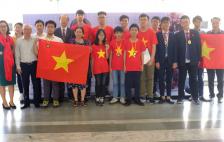 Sinh viên UIT đạt GIẢI ĐỒNG tại Triển lãm quốc tế dành cho các nhàsáng tạo trẻnăm 2018 tổ chức tại Ấn Độ