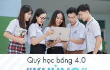 [2020] Thông báo học bổng tuyển sinh năm 2020