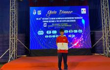 """Nguyễn Thanh Huy: """"Trong 1001 sở thích, mình thích nhất vẫn là UIT!"""""""