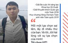LÊ XUÂN TÙNG - Huy chương Vàng Olympic Toán sinh viên Toàn quốc