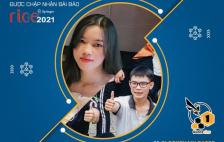 Ứng dụng Blockchain trong việc xây dựng một nền tảng chia sẻ dữ liệu khám chữa bệnh - Công trình khoa học của nhóm sinh viên UIT được đăng tại hội nghị khoa học quốc tế RICE-2021