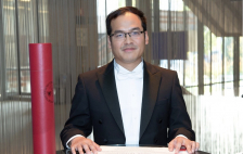 Tiến sĩ trẻ Lương Ngọc Hoàng - người dẫn dắt nghiên cứu khoa học cho sinh viên UIT