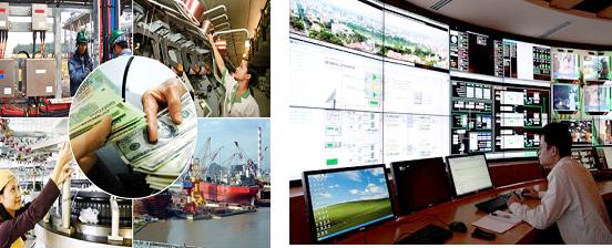 Kỹ sư vận hành, quản lý, giám sát; phân tích và phát triển các ứng dụng CNTT